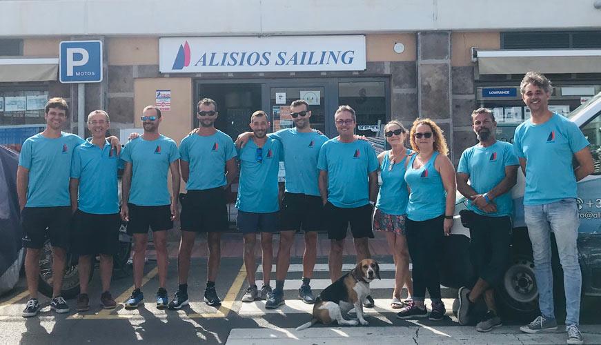 Equipo Alisios Sailing